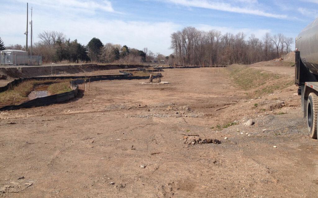 King Road Grade Separation/Indian Creek Realignment