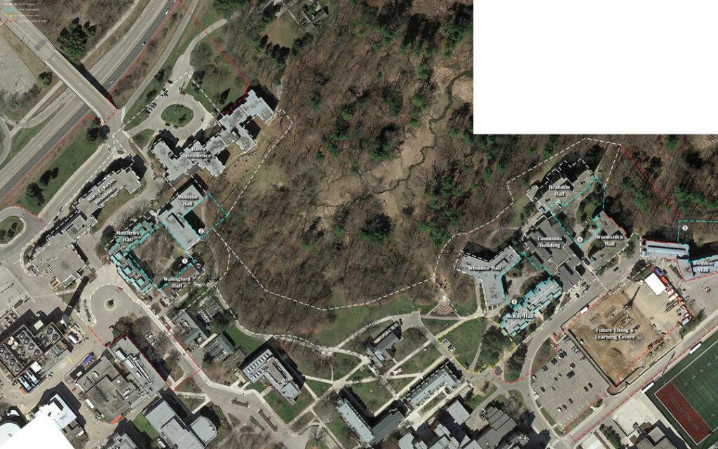 Campus Housing Landscape Master Plan – McMaster University