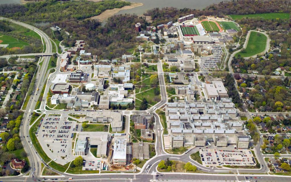 McMaster Campus master plan