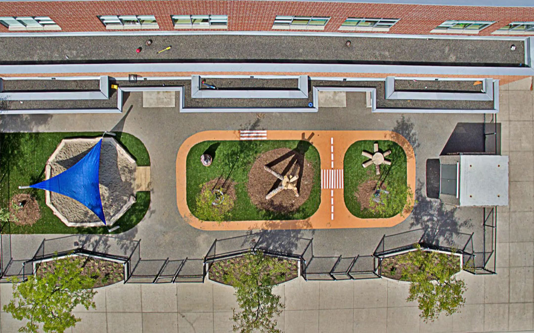 Seferian Design Group Awarded with Award of Excellence from Landscape Ontario for the Early Learning Outdoor Childcare Renovations