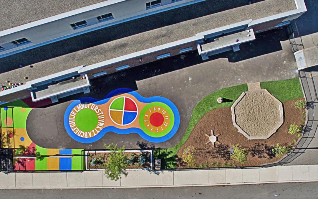 Dufferin peel catholic district school board outdoor play