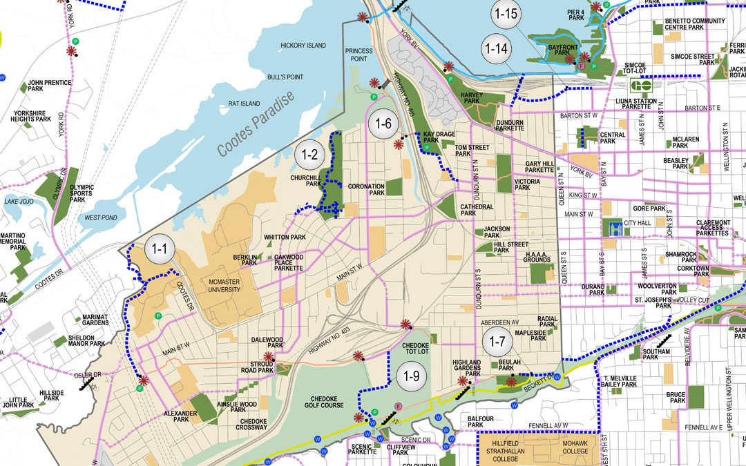 6. Hamilton Trails Master Plan Update (City-Wide)