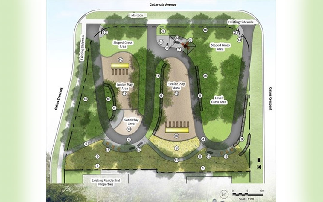 City of Guelph releases design for new east end park