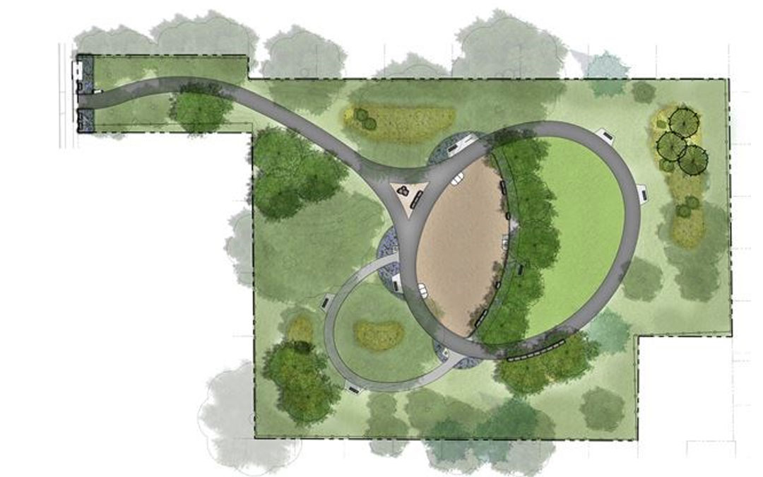 Final design released for Guelph's Mico Valeriote Park