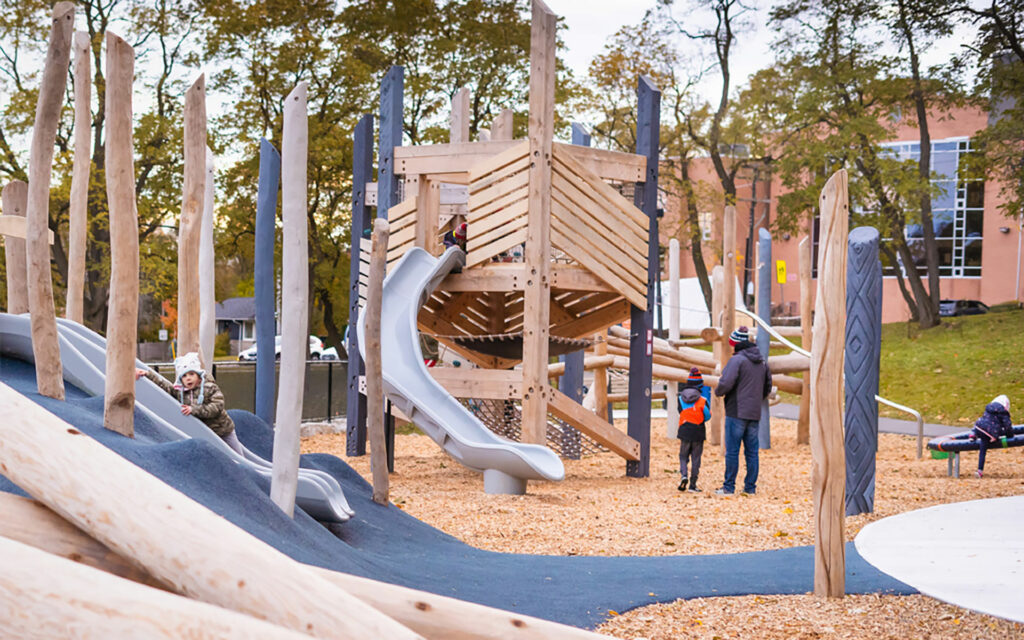 Photo of Humbertown Park by Earthscape